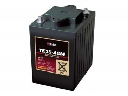 Trojan Dual Purpose AGM Batterie