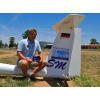 Segelflug Weltmeisterschaft der Junioren - Simon Schmidt-Meinzer 4. Platz