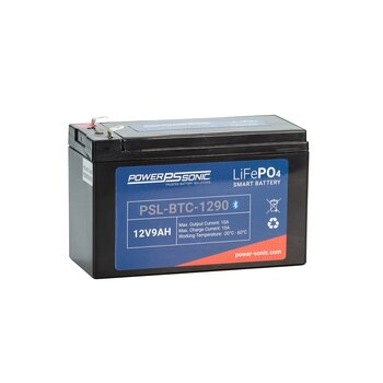 POWER-SONIC PSL-BCT-1290 12V 9Ah LiFePO4 Batterie