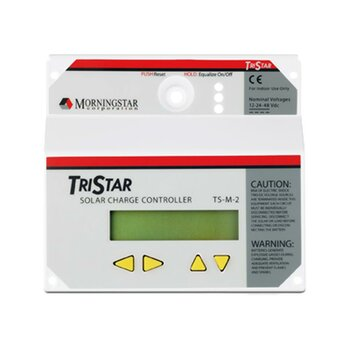 MORNINGSTAR LADEREGLER LCD Display für TriStar Ladergler