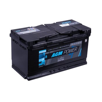 INTACT AGM Power AGM90 12 V 90 Ah AGM suppley battery