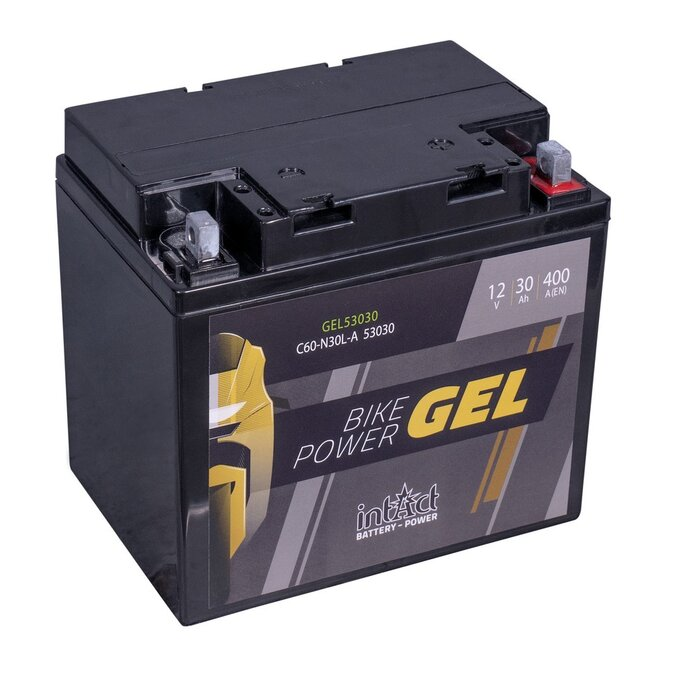 INTACT GEL Bike-Power 53030 12 V 30 Ah