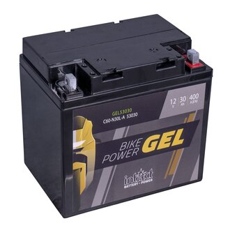INTACT Bike-Power Gel 53030 / C60-N30L-A 12V 30Ah GEL...