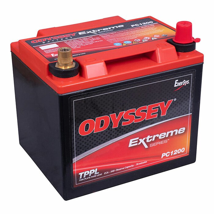 ENERSYS HAWKER AGM Odyssey Extreme PC1200 12 V 42 Ah
