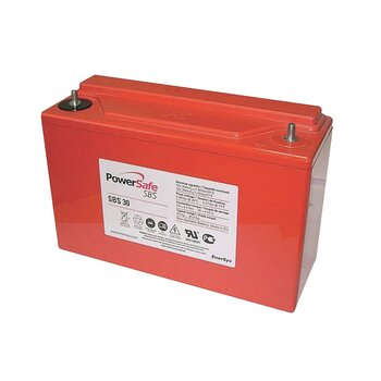 ENERSYS HAWKER PowerSafe SBS 30 12 V 26 Ah