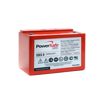 ENERSYS HAWKER PowerSafe SBS 8 12 V 7 Ah