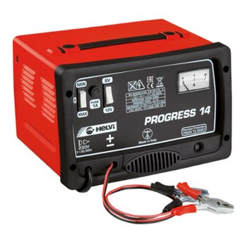 HELVI Progress 14 Helvi charger 6 / 12V, 11A
