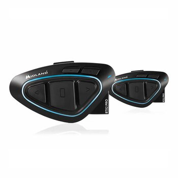 MIDLAND BTX2 Pro Twin - Bluetooth Headset´s für...