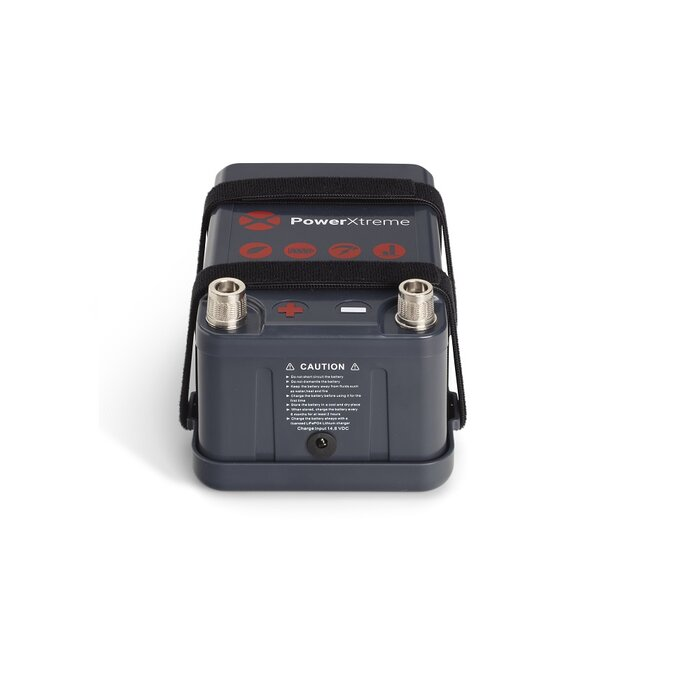 PowerXtreme X10 12V 10Ah LiFePO4 Mover-Batterie
